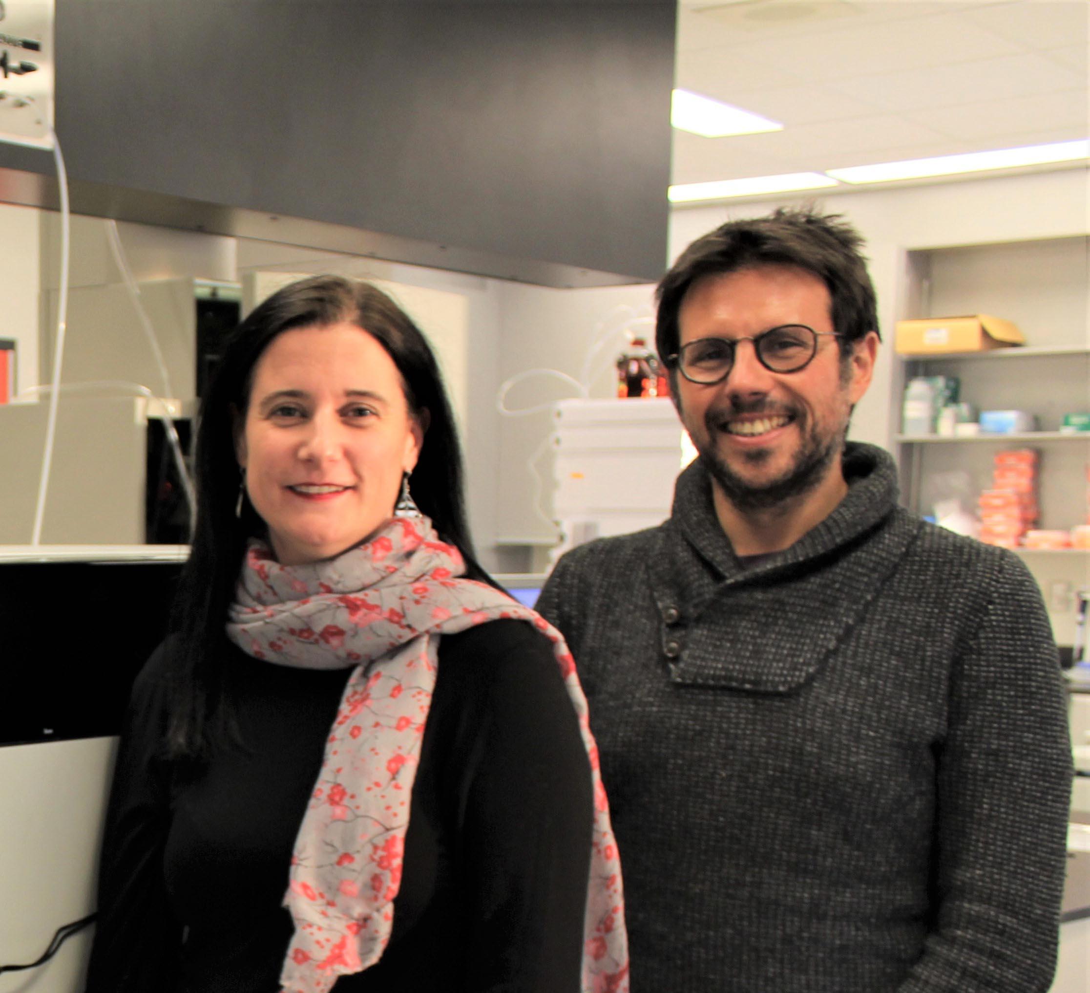 Prof. Arnaud Droit<br>Florence Roux-Dalvai