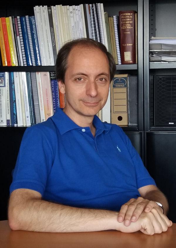 <strong>Prof. Carlos Cordeiro</strong>